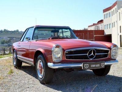 usado Mercedes 280 SLPagode Cabrio