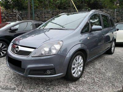 used Opel Zafira 1.9 CDTI 7 LUGARES