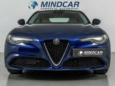 usado Alfa Romeo Giulia 2.2D TURBO M6 SPORT 17
