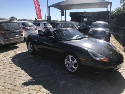 gebraucht Porsche Boxster ---