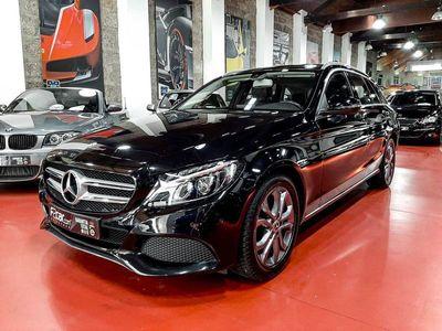 usado Mercedes C180 D Station Avantgarde