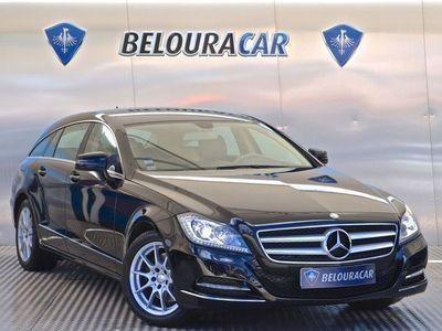 usado Mercedes CLS250 Shooting Brake CDi BlueEfficiency