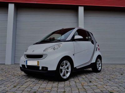 usado Smart ForTwo Cabrio 1.0T