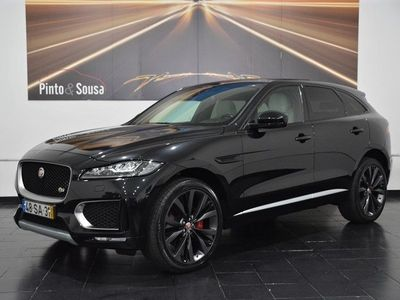 usado Jaguar F-Pace 3.0D AWD S First Edition