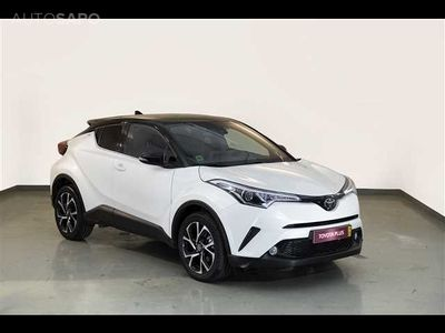 brugt Toyota C-HR 1.2T Comfort+P.Sytle