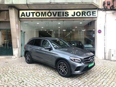brugt Mercedes GLC250 d Pack AMG