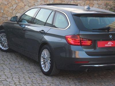 usado BMW 320 Série 3 d Touring Line Luxury Auto (184cv) (5p)