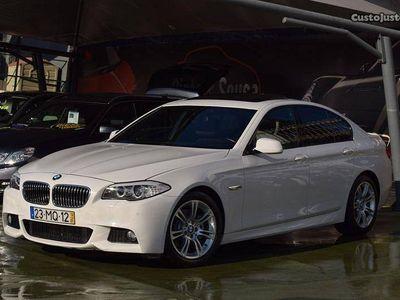 brugt BMW 520 d Auto Pack M