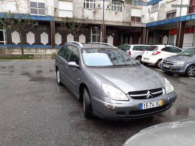 usado Citroën C5 Exclusiv