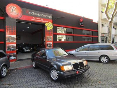 usado Mercedes E200 200 D