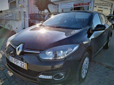 usado Renault Mégane Confort 6 V 110 Cv