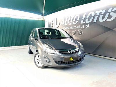 usado Opel Corsa 1.2 GASOLINA/GPL