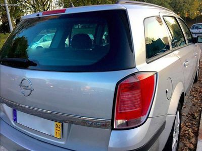 usado Opel Astra caravan - 1.7 cdti -