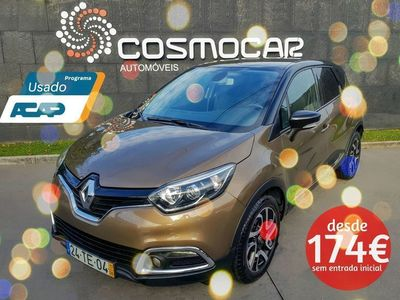 usado Renault Captur 1.5DCI EXCLUSIVE
