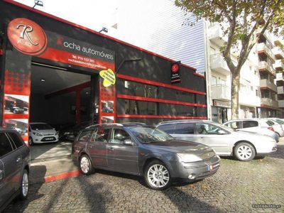 usado Ford Mondeo SW 2.0 TDCi Ghia (130cv) (5p)