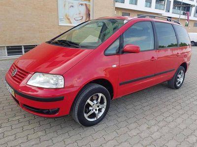 usado VW Sharan 1.9 TDi 115cv