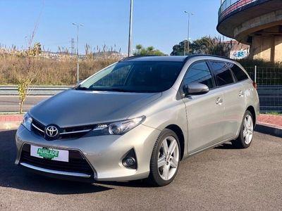 usado Toyota Auris Touring Sports 1.4 D-4D Sport+GPS Nacional