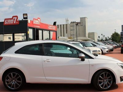 usado Seat Ibiza 1.4TDI FR