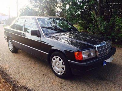 brugt Mercedes 190 2.0 Diesel