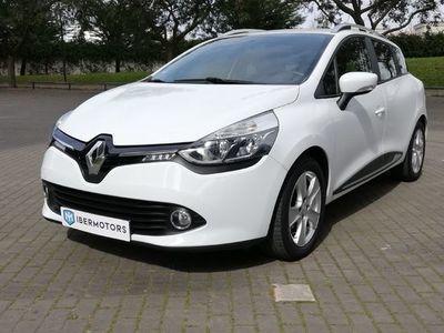 usado Renault Clio Sport Tourer 1.5 Dci 90cv
