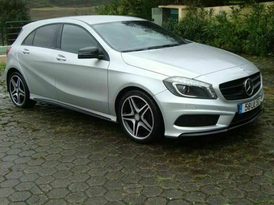 usado Mercedes A200 CDi BE AMG Line Aut.
