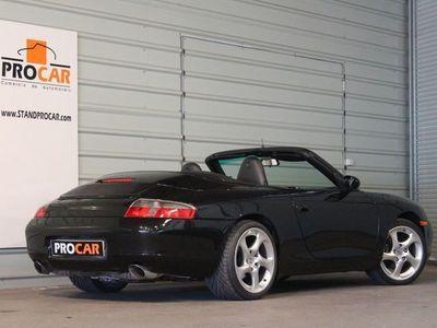 usado Porsche 911 Carrera Cabriolet (300cv) (2p)