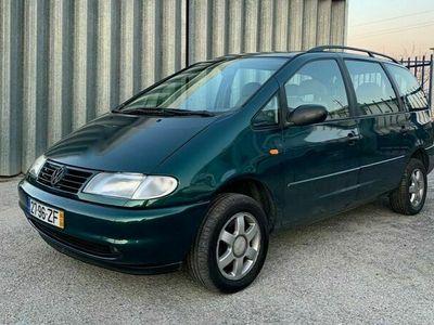 usado VW Sharan 1.9 TDi CL 7L