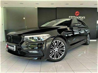 usado BMW 520 d Line Sport Auto