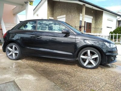 usado Audi A1 1.6 TDI S-line (116cv) (3p)