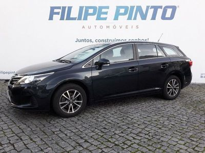 used Toyota Avensis SW 2.0 D-4D