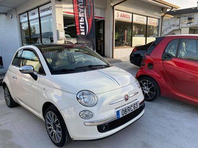 usado Fiat 500 Panoramico