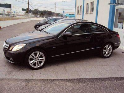 usado Mercedes E250 CDI Coupe 204cv