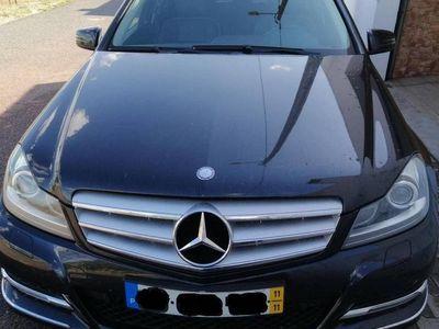 usado Mercedes C250 CDi Elegance BE