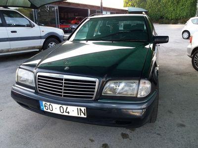 usado Mercedes C180