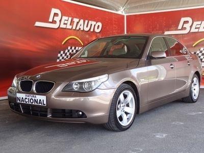 gebraucht BMW 530 dA Exclusive