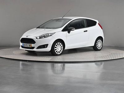 usado Ford Fiesta Van 1.5 TDCi Trend