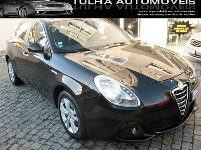 gebraucht Alfa Romeo Giulietta 1.6 JTD M-jet Distintive