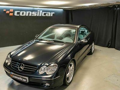 usado Mercedes CLK200 K Coupé Automático Avantgarde