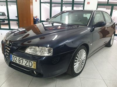 usado Alfa Romeo 166 3.2 - V6 Distinctive