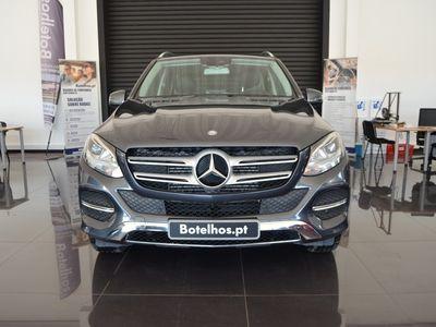 usado Mercedes GLE250 / 204CV / CX AUTO / PELE