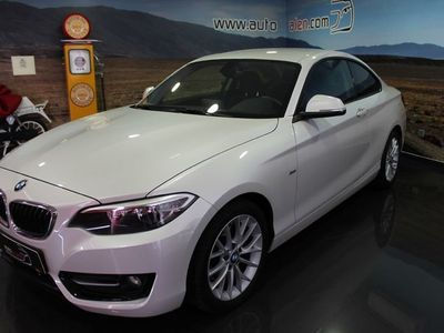 usado BMW 220 D Coupe Sportline
