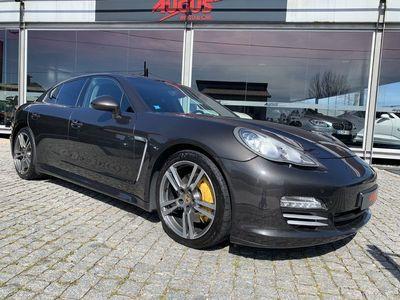 gebraucht Porsche Panamera Diesel Chrono Plus