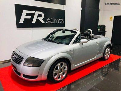 usado Audi TT 1.8 T QUATTRO