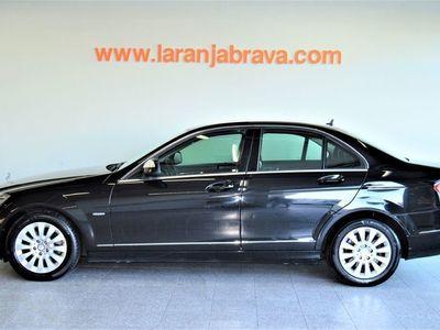 usado Mercedes C220 CDI Elegance 170 cv Cx-Aut