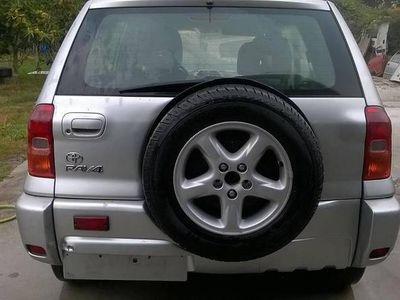 usado Toyota RAV4 d4d -
