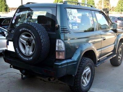 usado Toyota Land Cruiser 3.0 TD (125cv) (3p)