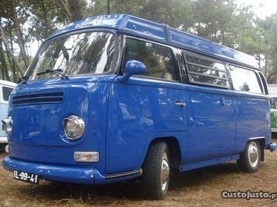 usado VW T2 - Pao de Forma