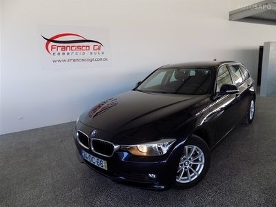 usado BMW 320 Série 3 D TOURING (5P) (184CV)