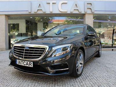 usado Mercedes S350 Bluetec AMG