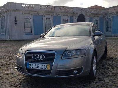 usado Audi A6 2.0 TDI 140cv Nac